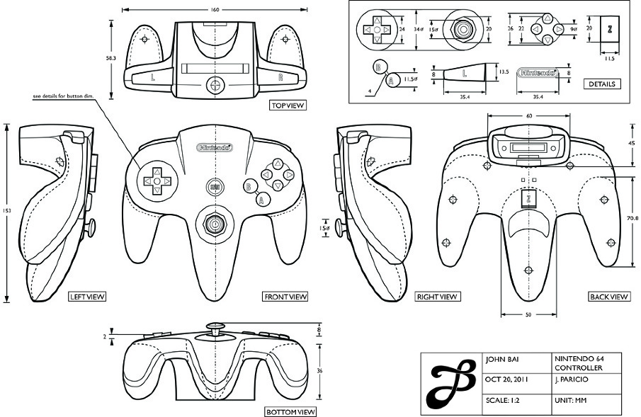 ps4 controller wiring diagram